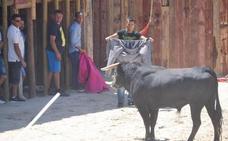 Los encierros abarrotan Serrada