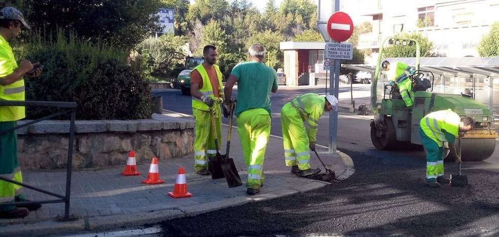 La empresa que hizo el plan de asfaltado de 2017 arreglará los desperfectos