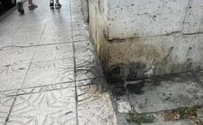 Las esquinas más meadas de Valladolid