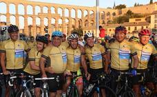 Más de 2.000 personas celebran con Perico su victoria en el Tour del 88