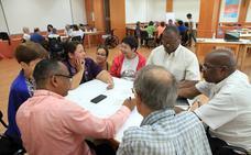 Frater resalta la carencia de un plan de accesibilidad global en Segovia