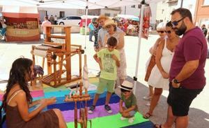 Cevico Navero realza el valor de lo rural a través de la artesanía