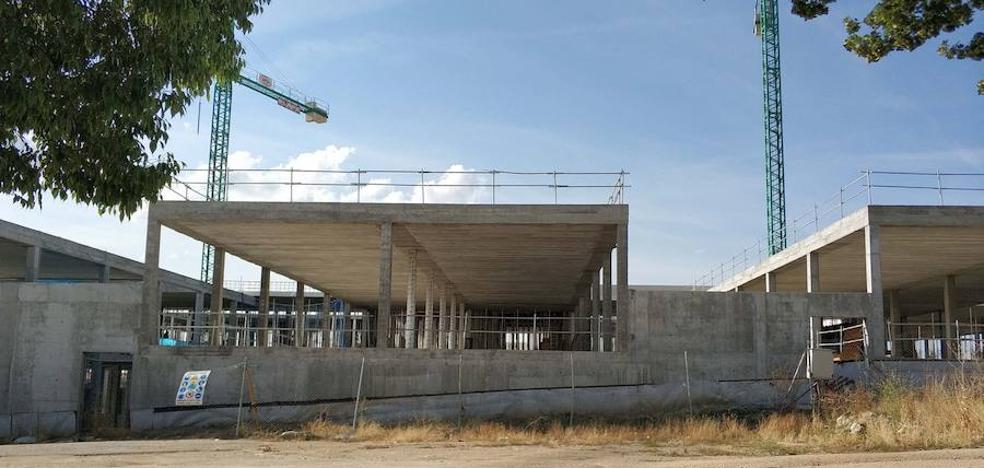 Diputados y senadores del PP exigen al PSOE la continuidad de las obras del edificio de Justicia