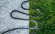 Las imágenes más espectaculares captadas con drones en 2018