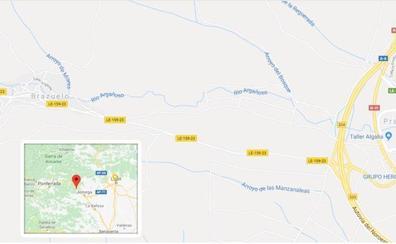Dos camiones colisionan en la A-6 a la altura de Brazuelo (León) con un herido