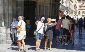 Los usuarios conceden una calificación sobresaliente a la aplicación para el turismo