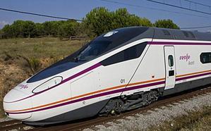 Renfe incrementa con dos nuevos trenes el número de frecuencias Avant entre Valladolid y Madrid