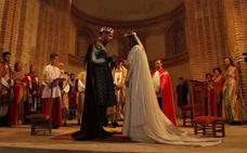 Pedro I vuelve al altar en Cuéllar