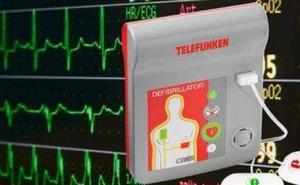 Dos policías locales salvan la vida a un hombre que había sufrido una parada cardiorrespiratoria en Valladolid