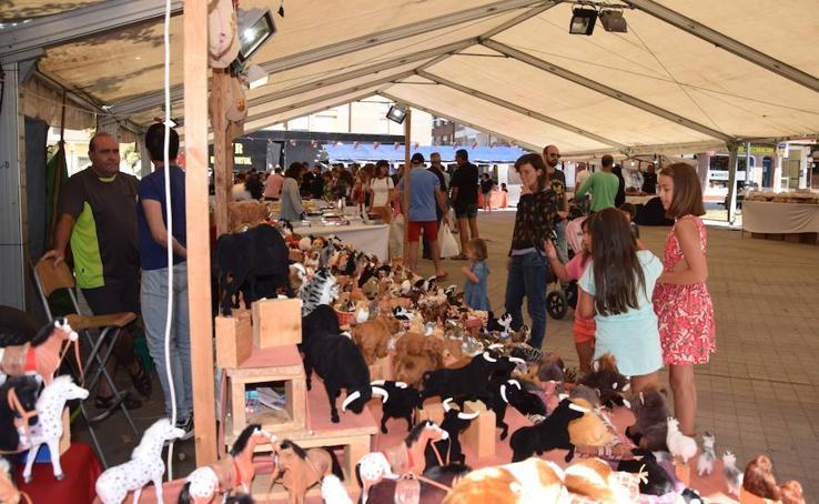 Feria de Artesanía en Guardo