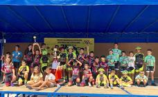 Éxito de la tercera Copa de Escuelas de Ledrada