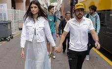Posible boda de Fernando Alonso con Linda Morselli