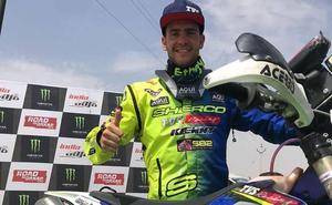 Lorenzo Santolino, ganador absoluto de la Baja India
