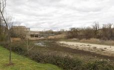 Tejares propone limpiar los aliviaderos del viejo molino y que recobre el flujo de agua