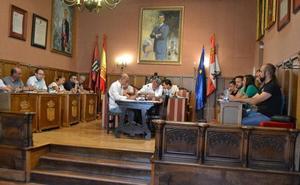 IU salva su voto particular por el tema del crematorio con el apoyo del PP