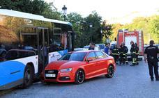 La oposición solicita una comisión para estudiar el accidente de Vía Roma