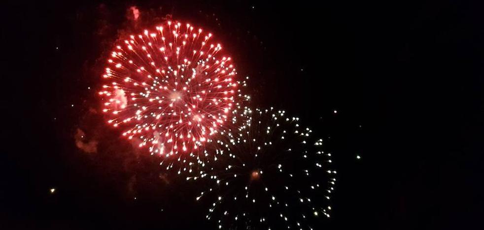 Los fuegos artificiales para las fiestas costarán 20.000 euros