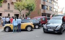 Las Delicias despide a la víctima mortal de tiroteo de Castrillo-Tejeriego