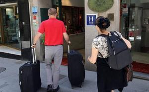 El turismo rural iguala las plazas hoteleras, pero se queda a la mitad en ocupación