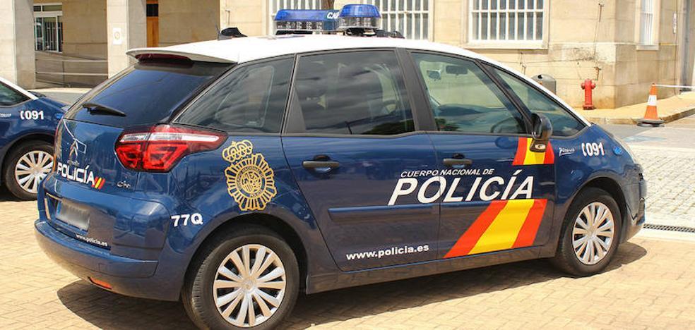 Detenido un individuo por un presunto robo con fuerza en un quiosco y por quebrantamiento de condena en Valladolid