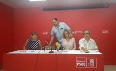 El PSOE clama contra «la dejadez y el abandono» de la sanidad rural
