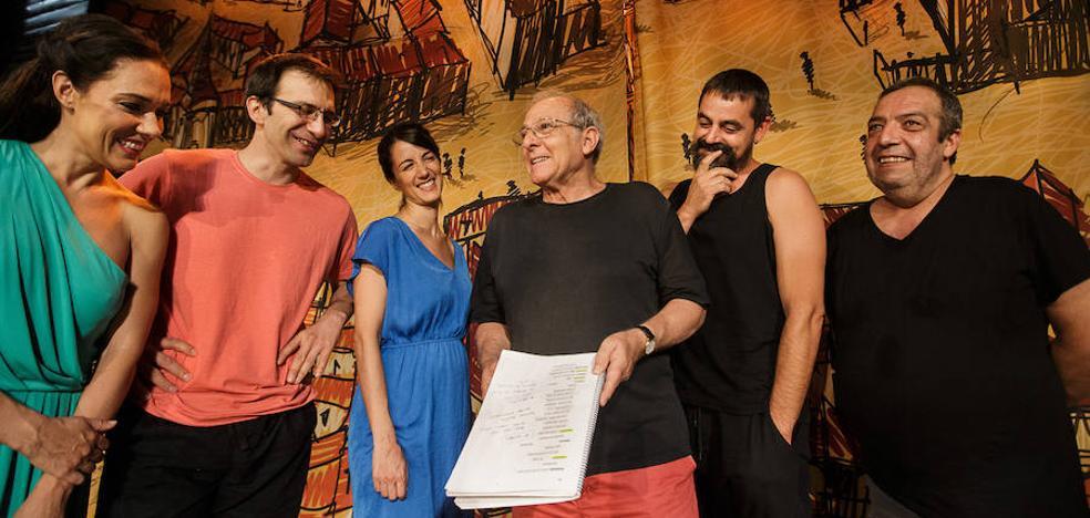 Cervantes y el Octavo Centenario de la USAL cobran protagonismo en el inicio de la Feria de Teatro