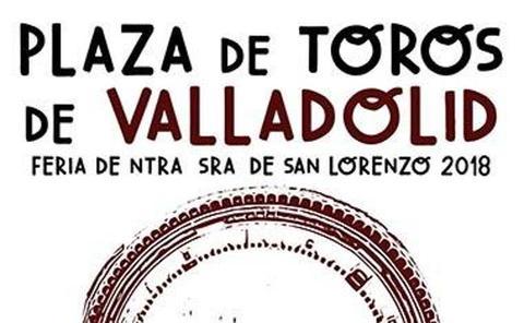 Cartel taurino de la Feria de la Virgen de San Lorenzo 2018
