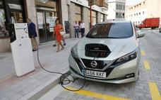 Palencia tendrá un punto de recarga por cada vehículo eléctrico de su parque móvil