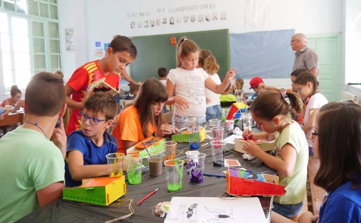 Actividad medioambiental en Castrodeza