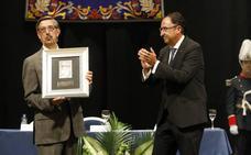 Rafael del Valle alude a los palentinos en su pregón como «gente de la mejor masa»