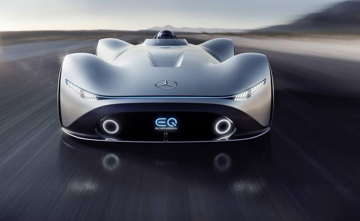 Mercedes anticipa el Fórmula 1 del futuro