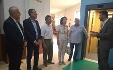 La segunda fase del colegio de Castellanos estará terminada a principios de curso