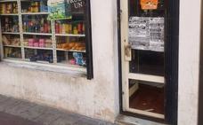 Intento de robo en una tienda de alimentación de La Rondilla