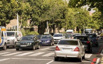 El 21% de los turismos de Segovia supera las dos décadas