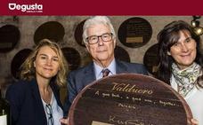Un buen vino y un buen libro, el paraíso de Ken Follet