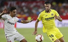 Sevilla y Villarreal se olvidan del gol