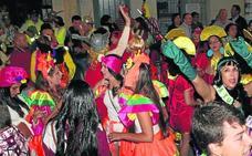 Baltanás celebra su particular Nochevieja en pleno agosto