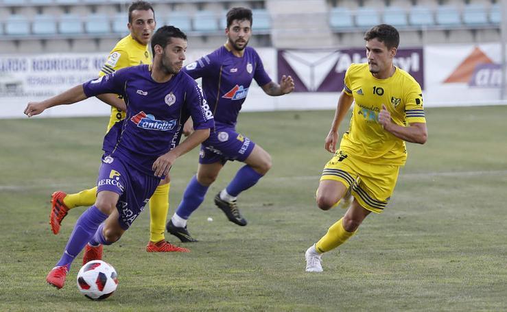 Palencia Cristo Atlético (3-0) Bupolsa