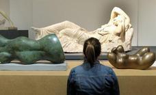 La exposición sobre Baltasar Lobo se prorroga en el Museo de Escultura hasta el 14 de octubre