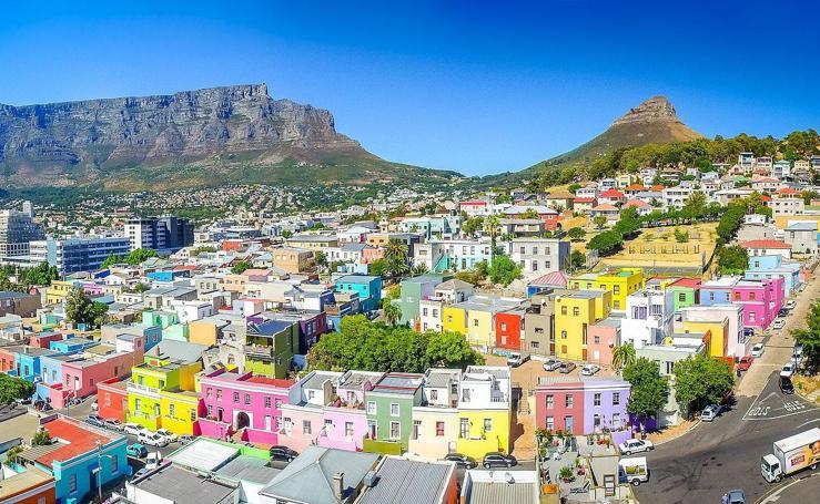 Los 20 barrios más coloridos del mundo