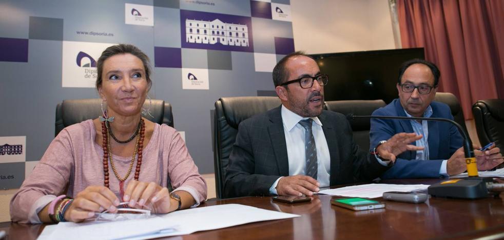El proyecto 'Territorios Inteligentes' de la Junta lleva a cuatro municipios de la provincia