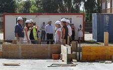 El consejero de Educación destaca que el nuevo colegio de Aguilar unificará diferentes edificios