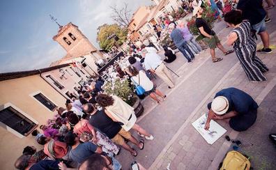 El festival Pan Duro convierte a Brieva en epicentro de la poesía
