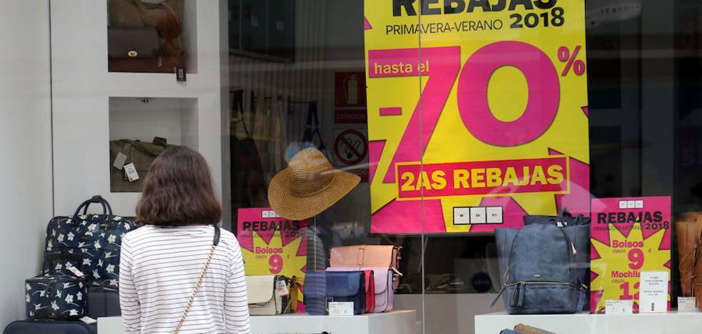 Las rebajas de verano no cumplen las expectativas de los comerciantes