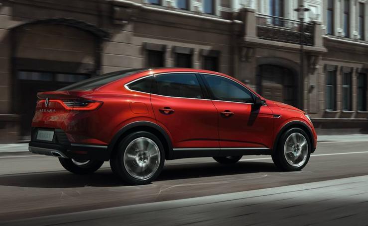 Renault presenta el 'crossover' Arkana