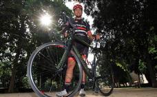 Víctor de Andrés, una referencia en ciclismo en pista y en salud