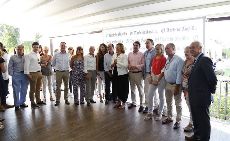 El Norte de Castilla lleva las fiestas a su caseta 2-2