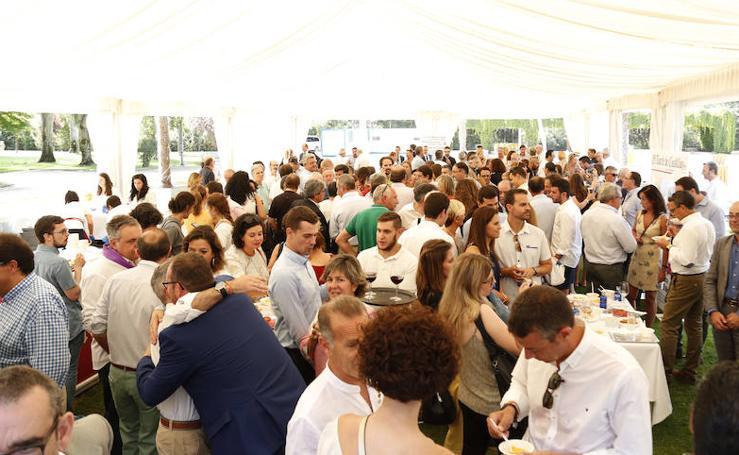 El Norte de Castilla lleva las fiestas a su caseta