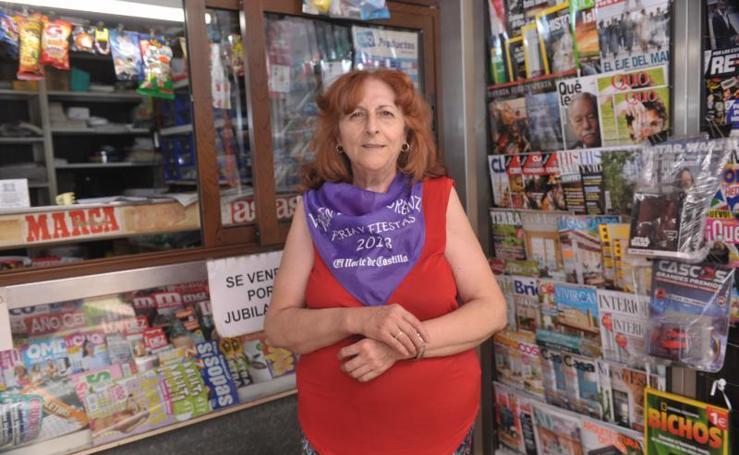 Los vallisoletanos felicitan las fiestas a los lectores de El Norte de Castilla
