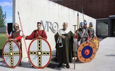 Las villas romanas de la Olmeda y la Tejada incrementan sus visitas un 25%
